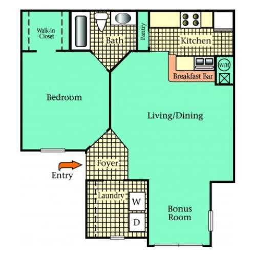 Raven Crossings Apartments
