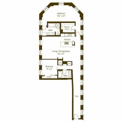 The Presidio Landmark