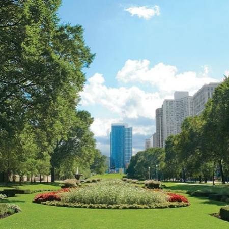 Chicago Downtown Apartments | Sky55 apartments at Central Station