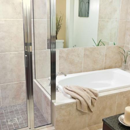 Luxury Apartments in Richmond VA | Bathroom