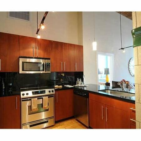 Richmond Apartments | Kitchen