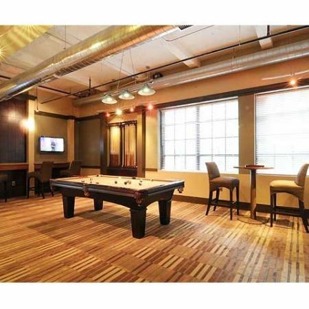 Rentals in Richmond Virginia | Game room