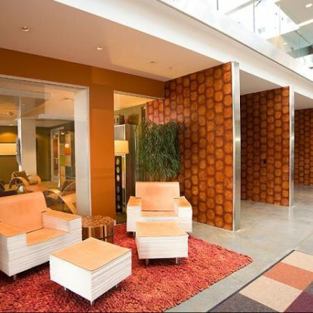 Skylight Lobby | High End Housing in Haverhill