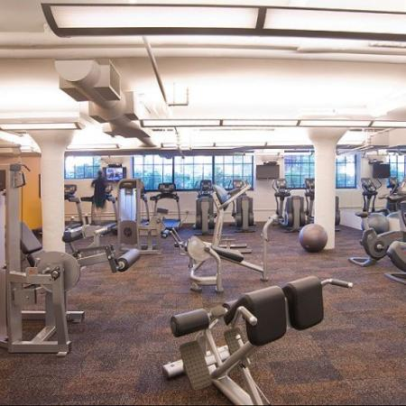Apartment Amenities | Fitness Center