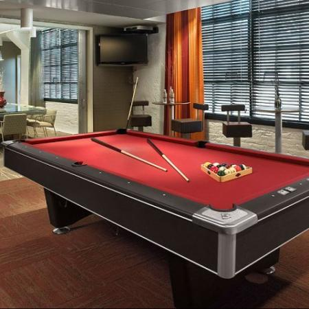Billiards Game Room