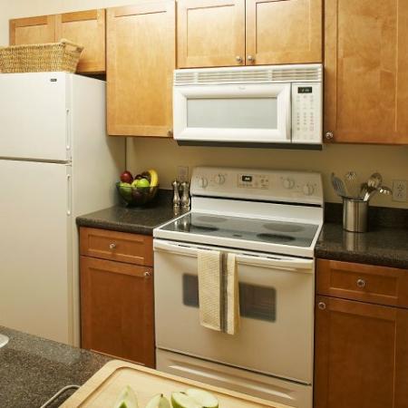 Show Kitchen | KBL Apartments
