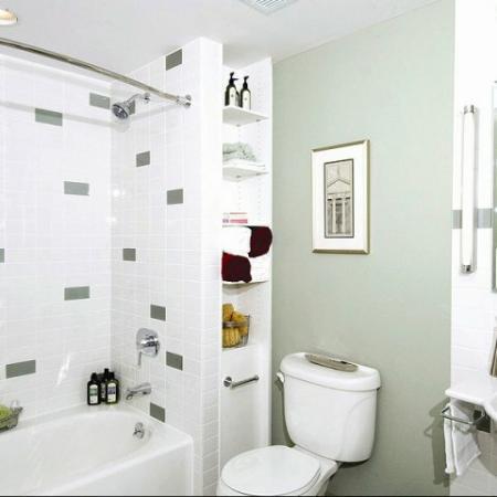 Bathroom of Cambridge Rental
