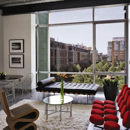 Living Room Lofts in cambridge ma