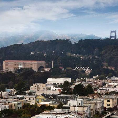 Presidio Landmark and Belles Townhome rentals in San Francisco CA