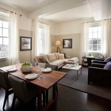 LivingDining Room Rentals in San Francisco