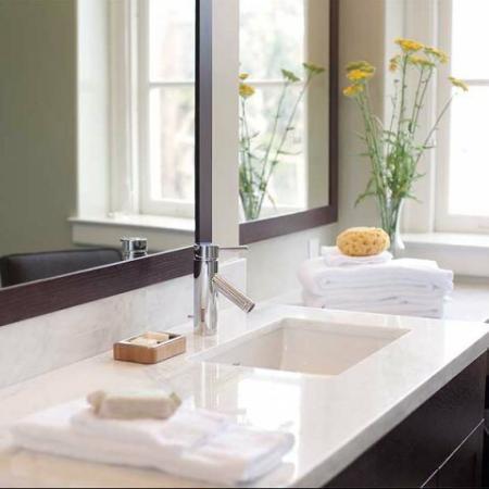Bathroom: Luxury Ameneties