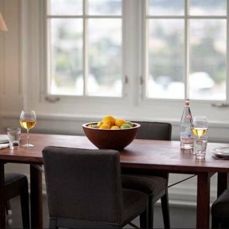 Dinning Room | The Presidio Landmark Apartments