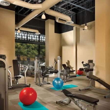 Fitness Center | Metro 417