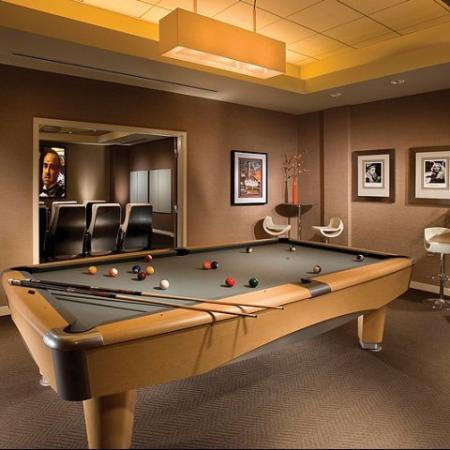 Billards inMetro 417