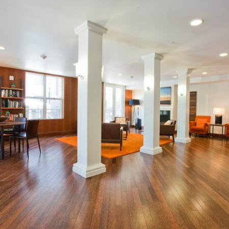 Luxury Lobby: Berkely | The Uptown