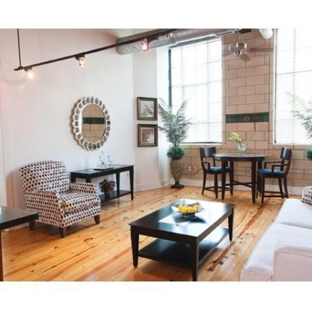 Luxury Apartments in Richmond Virginia | Living Room