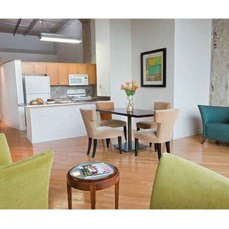 Richmond Virginia Apartments | Living Room