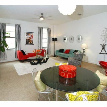 Mercantile Place Apartments | The Merc