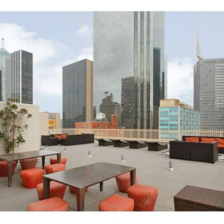 High Rise Downtown Apartments in Dallas | The Merc
