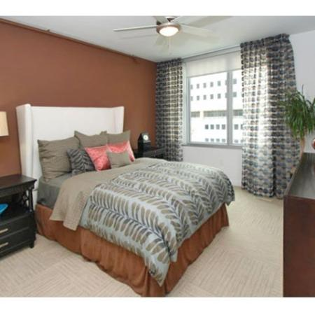 2 bedroom Dallas Apartments | The Element Mercantile Place Apartments