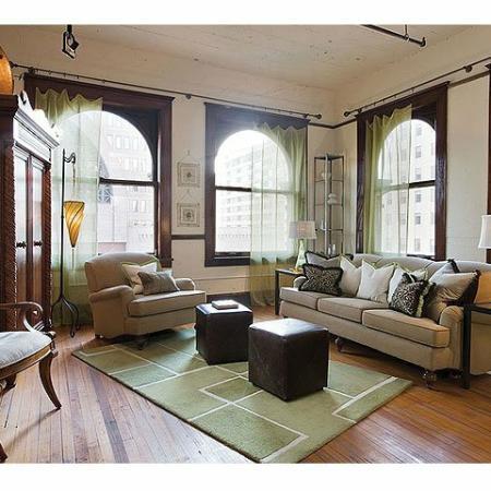 Luxury Floor Plans | The Wilson Mercantile Place