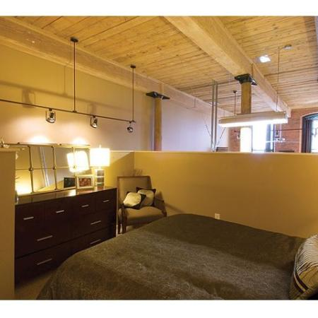 Spacious bedrooms | Cumberland Apartments at The River Lofts