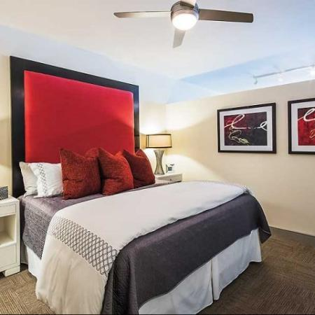 Dallas 2 bedroom Apartments | The Continental Mercantile Place Apartments