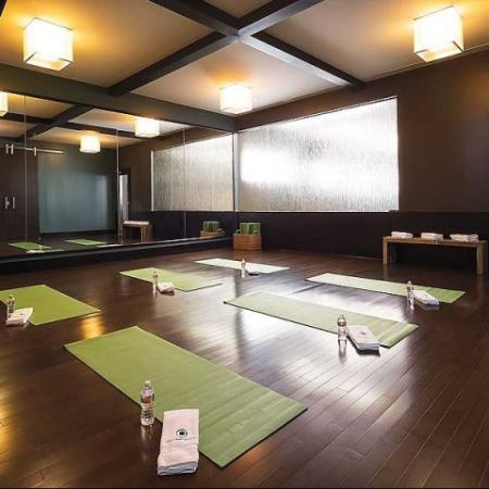 Yoga Room | The Continental Mercantile Place Apartments