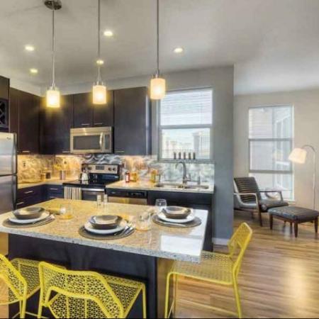 Expansive living spaces | luxury Denver apartments