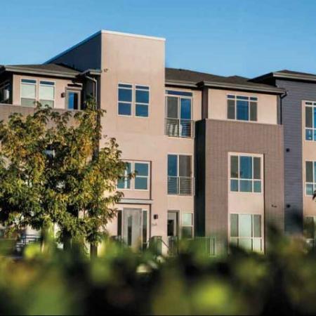 Denver Colorado Apartments | Exterior of The Aster
