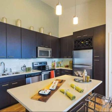 Spacious kitchens | Denver CO apartments