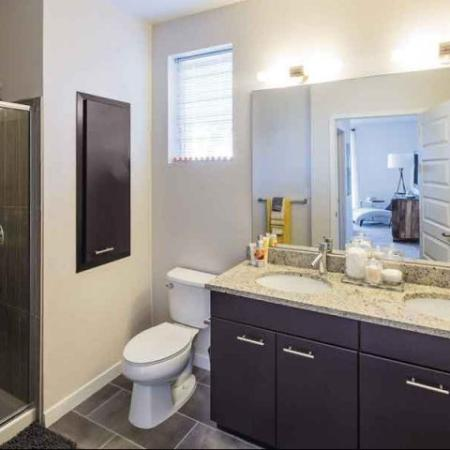 Luxurious bathrooms | Denver apartments