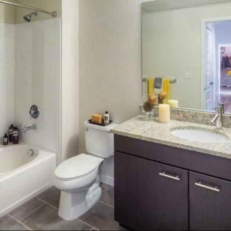 Therapeutic bathrooms | Denver apartments