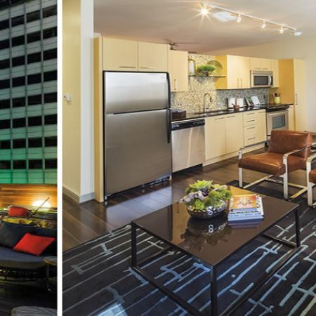 Rental Apartments in Dallas | The Continental Mercantile Place Apartments