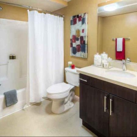 Luxury Floor Plans: Bathroom | The Heritage