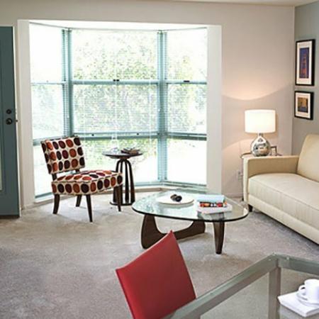 Spacious Living Room | Bayside Village