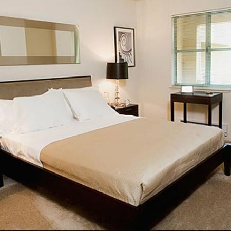 Spacious Bedrooms | Bayside Village