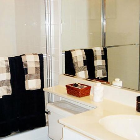Luxurious Bathroom | Bayside Village