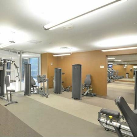 Fitness Center at Lenox Park3