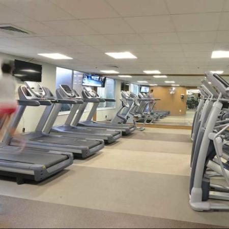 Fitness Center at Lenox Park 2