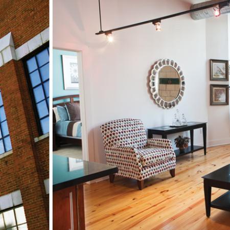 Richmond VA Rentals | Living Room