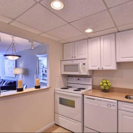 Apartments in Arlington VA | Kitchen