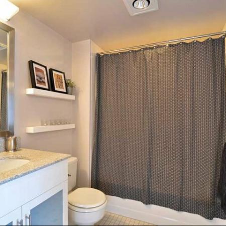 Arlington Virginia Apartments | Bathroom