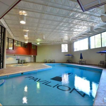 Indoor Pool   The Pavilion