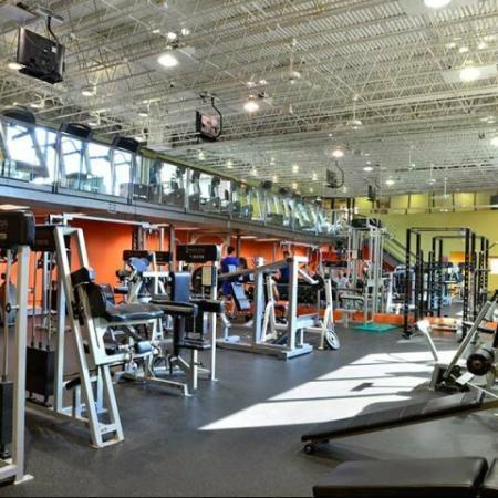 Fitness Center | The Pavilion