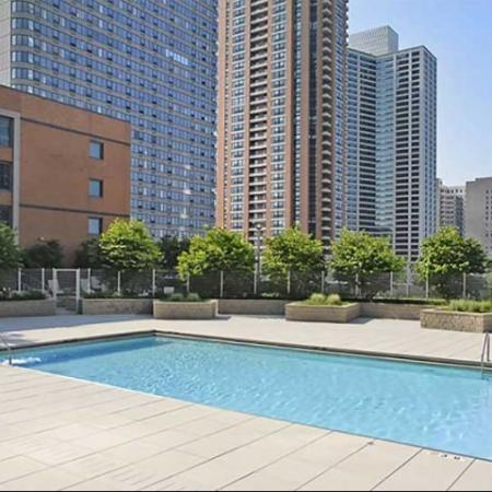 Pool Area   Sky55 apartments at Central Station