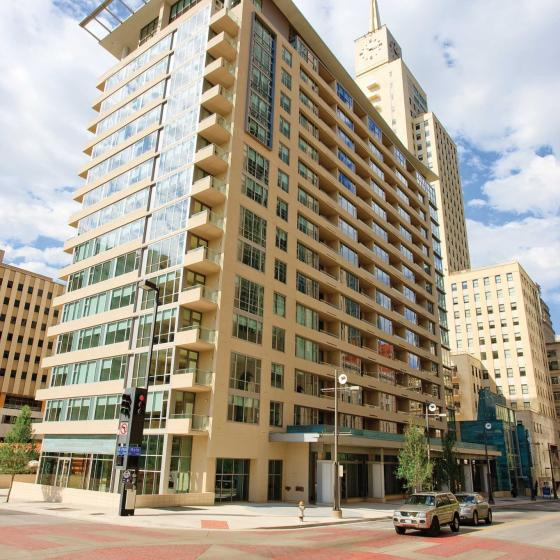 Dallas Apartments for Rent Downtown Dallas | The Element Mercantile Place Apartments