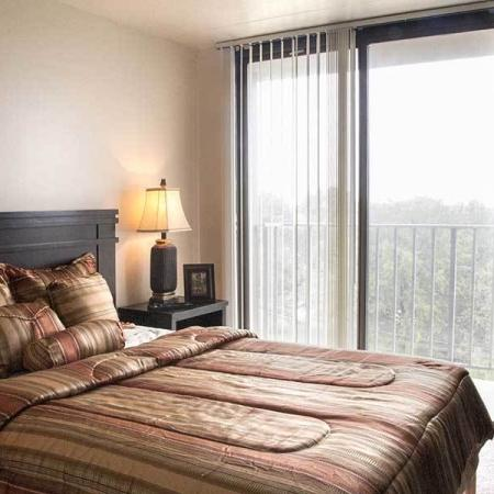 Big Bedrooms | Independence Place Apartments