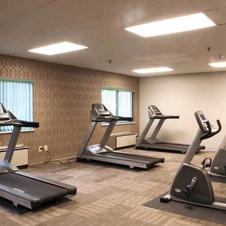 Fitness Center | Independence Place Apartments
