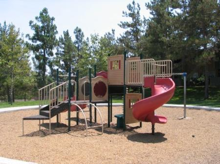 Tot lot atCanyon Rim Apartments, 10845 Via Los Narcisos, San Diego, CA